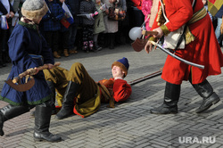День народного единства в Челябинске, исторические реконструкторы
