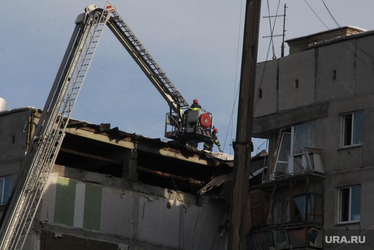 Взрыв бытового газа в доме № 164 на проспекте Карла Маркса. Часть 4. Магнитогорск
