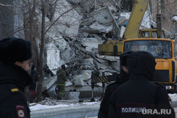 Взрыв бытового газа в доме № 164 на проспекте Карла Маркса. Часть 2. Магнитогорск, обрушение, полиция, последствия взрыва