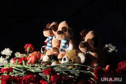 Взрыв бытового газа в доме № 164 на проспекте Карла Маркса. Часть 5. Магнитогорск, траур, цветы, мягкие игрушки