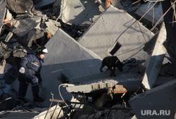 Взрыв бытового газа в доме № 164 на проспекте Карла Маркса. Часть 3. Магнитогорск, спасатель, руины, поисково-спасательная служба
