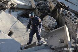 Взрыв бытового газа в доме № 164 на проспекте Карла Маркса. Часть 3. Магнитогорск, руины, спасатель, поиски
