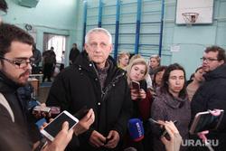 Пресс-подход Сергея Бердникова. Магнитогорск, бердников сергей
