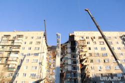 Взрыв бытового газа в доме № 164 на проспекте Карла Маркса. Часть 3. Магнитогорск, обрушение дома, последствия взрыва