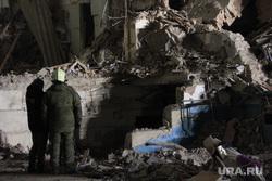 Взрыв бытового газа в доме № 164 на проспекте Карла Маркса. Часть 11. Магнитогорск, руины, последствия взрыва