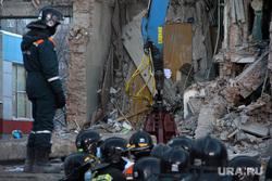 Взрыв бытового газа в доме № 164 на проспекте Карла Маркса. Часть 9. Магнитогорск, спасатели