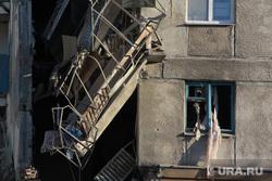 Взрыв бытового газа в доме № 164 на проспекте Карла Маркса. Часть 3. Магнитогорск, последствия взрыва