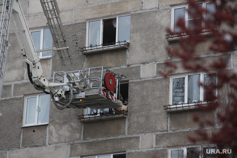 Жители дома № 164 на проспекте Карла Маркса. Магнитогорск