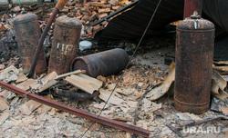 Сгоревшие сельские дома. Мыркайское, пожарище, пепелище, газовые баллоны, чп, сгоревшие дома