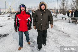 Лыжня России 2018. Курган, ткачев игорь, седельников олег