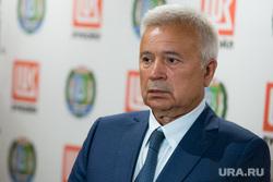 Визит губернатора ХМАО Натальи Комаровой в Когалым и встреча с Аликперовым. Когалым, алекперов вагит