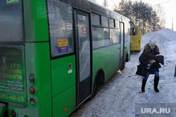 Тестирование маршрута новой транспортной схемы. Екатеринбург, маршрутка, остановка, автобус, общественный транспорт