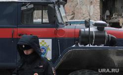 Жители дома № 164 на проспекте Карла Маркса. Магнитогорск, последствия взрыва