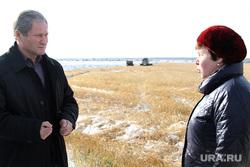 Алексей Кокорин в полях Курганская область, андреева неля