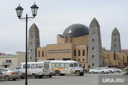 Чечня. Грозный , чечня, грозный, национальный музей чечни