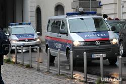 Евросоюз, евросоюз, полицейская машина