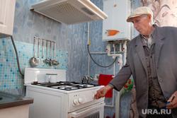 Сафакулево, деревня Мартыновка Сафакулевский район Курганская обл, газовая плита