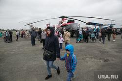 Авиашоу в аэропорту Плеханово. Тюмень, вертолет, авиа-шоу, ми-6а