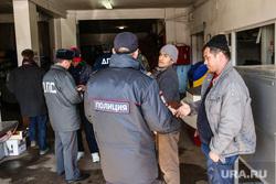 Район Черный Мыс. Сургут, мигранты, проверка документов, полиция, рейд по нелегалам