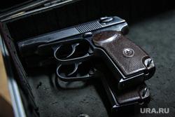 Клипарты. Сургут , убийство, пистолет, пм, табельное, макаров