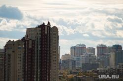 Виды Екатеринбурга , спальный район, жилые дома