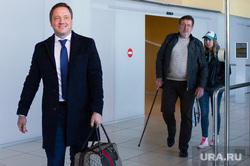 Уральский бизнесмен Сергей Капчук в аэропорту Кольцово. Екатеринбург , улыбка, капчук сергей