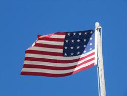 Открытая лицензия от 11.11.2016, флаг сша