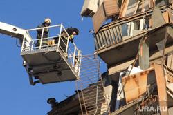 Взрыв бытового газа в доме № 164 на проспекте Карла Маркса. Часть 3. Магнитогорск, обрушение дома, люлька, последствия взрыва