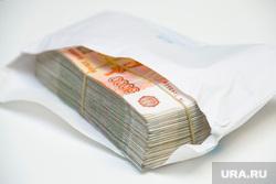 Клипарт. Пермь , купюры, пачка денег, пять тысяч, деньги