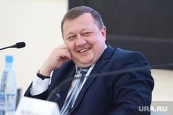 Встреча предпринимателей с врио губернатора Вадимом Шумковым. Курган, пугин сергей, портрет басевич