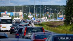 ИННОПРОМ 2015. Екатеринбург, затор, пробки