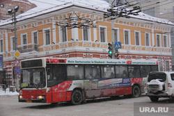 Автобусы.Пермь, автобус