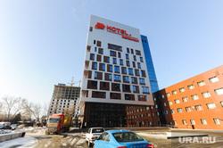 Будущие гостиницы к саммитам ШОС и БРИКС. Челябинск, лесопарковая6, гостиница парксити, parkcity