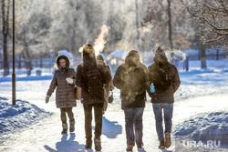 Курган морозы , мороз, зима, холод