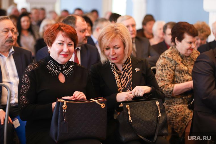Конференция Единой России. Курган