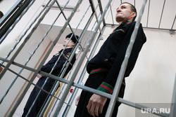 Продление срока ареста в СИЗО Ванюкову Роману и Бабаяну Аваку. Курган, ванюков роман, клетка