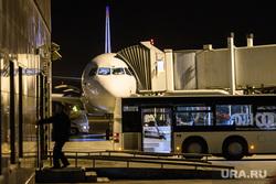 Споттинг в Кольцово. Екатеринбург, телетрап, рукав, самолет, посадка в самолет