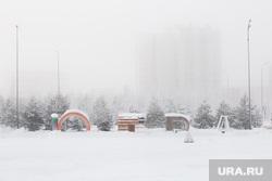 Февральские морозы. Сургут, югра, снег, мороз, холод, зима