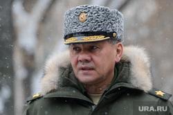 Визит министра обороны РФ Сергея Шойгу в Екатеринбург, шойгу сергей, армия россии