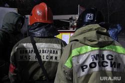 Взрыв бытового газа в доме № 164 на проспекте Карла Маркса. Часть 5. Магнитогорск, пожарная охрана, мсч