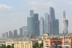 Виды Москвы. Воробьевы горы, Андреевская набережная, москва-сити, город москва, хамовники