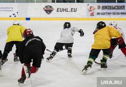 Хоккеист Павел Деменьшин. Екатеринбург, хоккей, дети, спартаковец