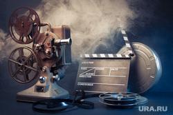 Клипарт depositphotos.com. , фильм, кинематограф, хлопушка для кино