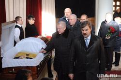 Похороны Вадима Соловьева, экс-губернатора Челябинской области. Челябинск, необр