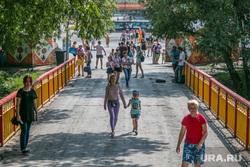 ЦПКиО города Кургана, цпкио, мост, центральный парк культуры и отдыха кургана