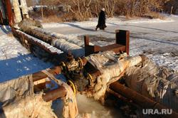 Клипарт. ЖКХ. Челябинск., трубопровод, вода, тепло, магистраль