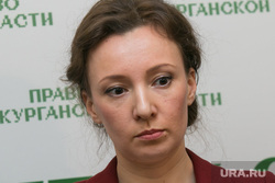 Пресс-подход Анны Кузнецовой. Курган, кузнецова анна