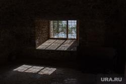 Клипарт. Греция. Крит, тюрьма, свет в окне