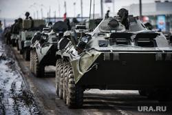 Первая официальная репетиция парада на улице Новосибирская 2-ая. Екатеринбург, бтр, военная техника, армия