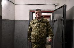 Украина. Петр Порошенко. Военные, порошенко петр, камуфляж